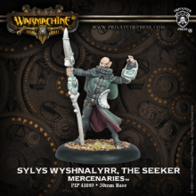 Mercenary Solo The Seeker Sylys Wyshnalyrr